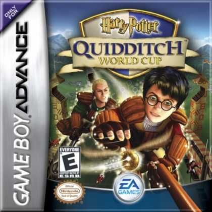Bestselling Games (2006) - Harry Potter: Quidditch World Cup
