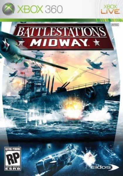 Bestselling Games (2006) - Battlestations Midway