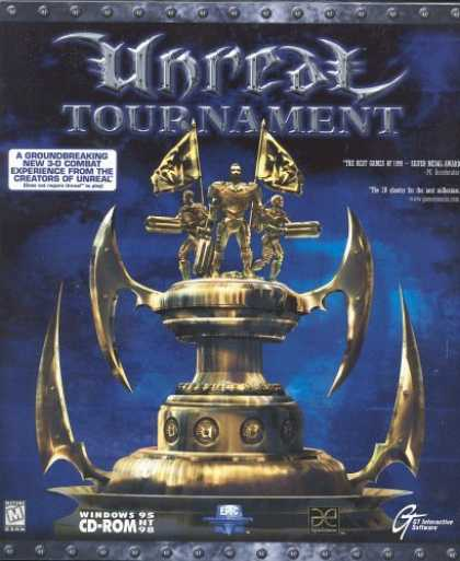 Bestselling Games (2006) - Unreal Tournament
