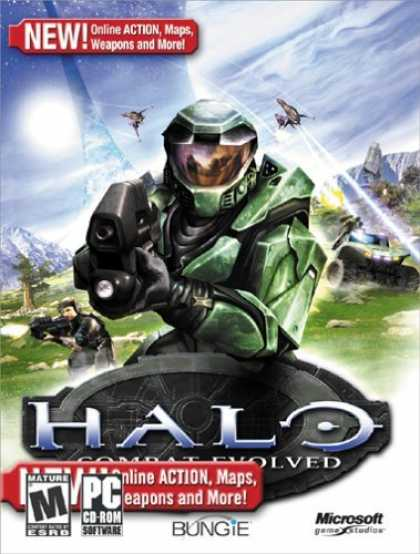 Bestselling Games (2006) - Halo: Combat Evolved