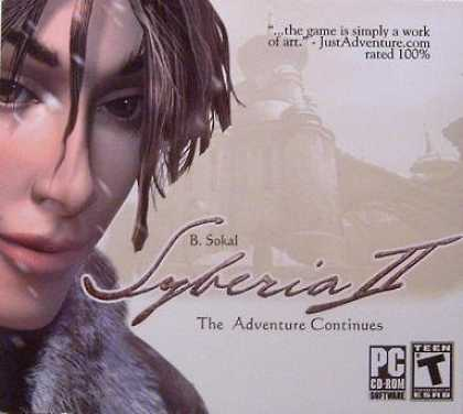 Bestselling Games (2006) - Syberia II: The Adventure Continues (Jewel Case)