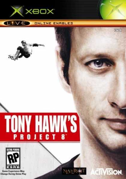 Bestselling Games (2006) - Tony Hawk's Project 8
