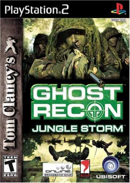 Bestselling Games (2006) - Tom Clancy's Ghost Recon Jungle Storm