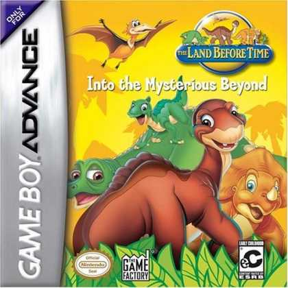 Bestselling Games (2006) - Land Before Time