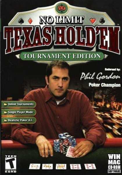 Bestselling Games (2006) - No Limit Texas Hold'em Tournament Edition 2006