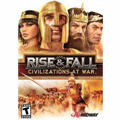 Bestselling Games (2006) - Rise & Fall: Civilizations At War