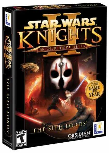 Bestselling Games (2006) - Star Wars Knights of the Old Republic 2: The Sith Lords