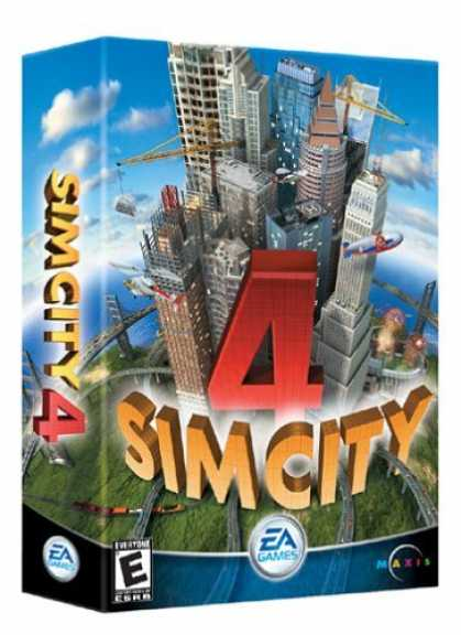 Bestselling Games (2006) - SimCity 4