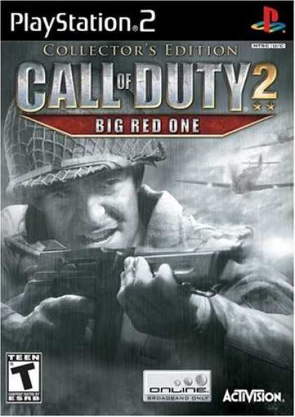 Bestselling Games (2006) - Call of Duty: Big Red One Collector's Edition