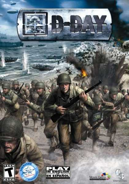 Bestselling Games (2006) - D-Day