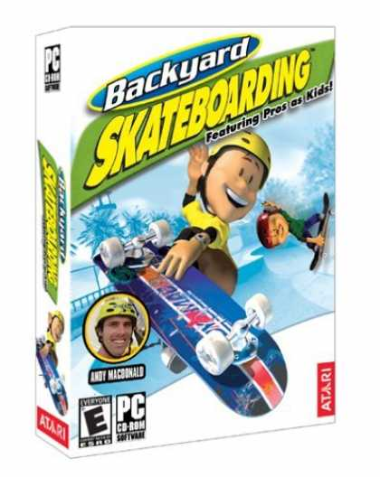 Backyard Skatepark Game : Backyard Skateboarding