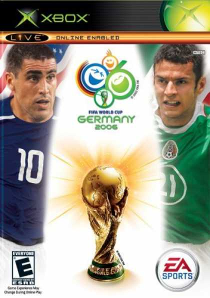 Bestselling Games (2006) - 2006 FIFA World Cup