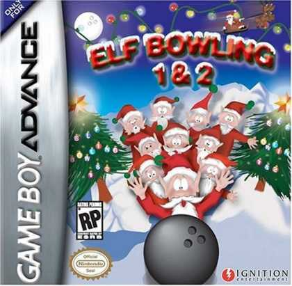 Bestselling Games (2006) - Elf Bowling 1 and 2
