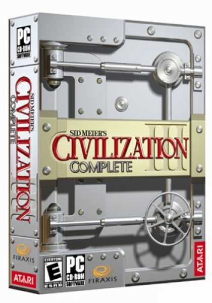 Bestselling Games (2006) - Civilization 3 Complete