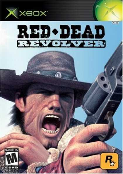 Bestselling Games (2006) - Red Dead Revolver