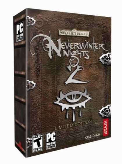 Bestselling Games (2006) - Neverwinter Nights 2 Limited Edition DVD