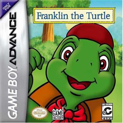 Bestselling Games (2006) - Franklin the Turtle Franklin the Turtle