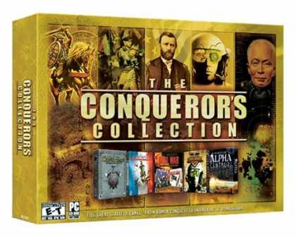 Bestselling Games (2006) - The Conquerors Collection