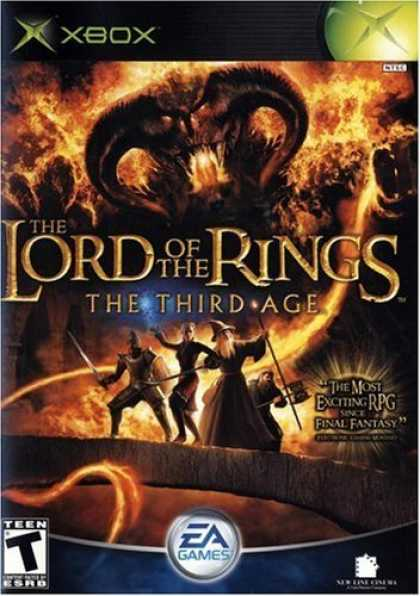 Bestselling Games (2006) - Lord of the Rings The Third Age