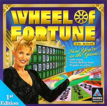 Bestselling Games (2006) - Wheel of Fortune (Jewel Case)