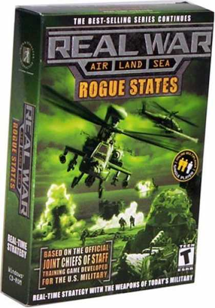 Bestselling Games (2006) - Real War Rogue States
