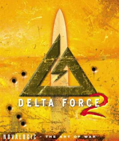 Bestselling Games (2006) - Delta Force 2