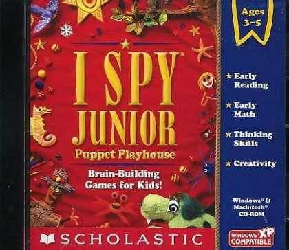 Bestselling Games (2006) - I Spy Junior Puppet Playhouse