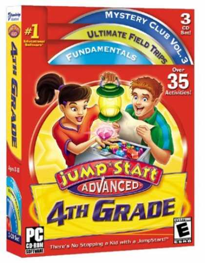 Bestselling Games (2006) - JumpStart Advanced 4th Grade