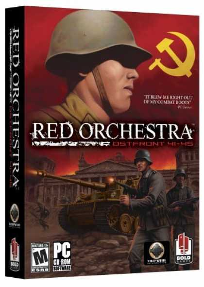 Bestselling Games (2006) - Red Orchestra: Ostfront 41-45