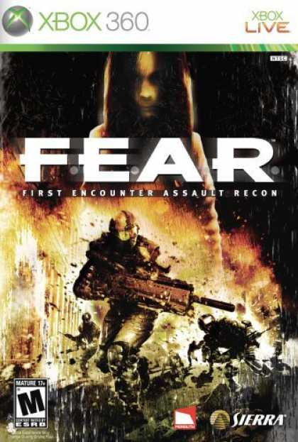 Bestselling Games (2006) - F.E.A.R. First Encounter Assault Recon