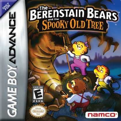 Bestselling Games (2006) - Berenstain Bears and the Spooky Old Tree