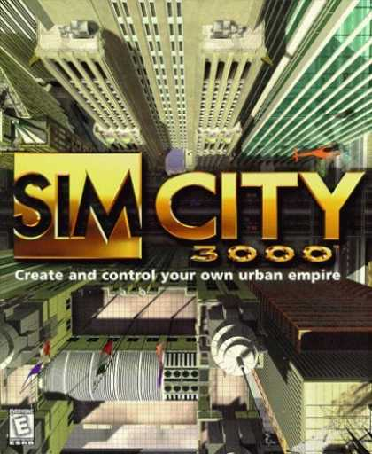 Bestselling Games (2006) - SimCity 3000