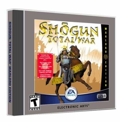Bestselling Games (2006) - Shogun: Total War Warlord Edition (Jewel Case)