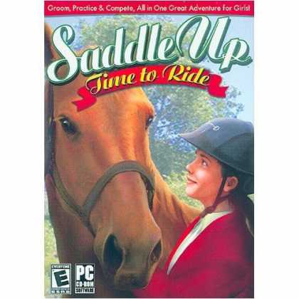Bestselling Games (2006) - Saddle Up: Time To Ride