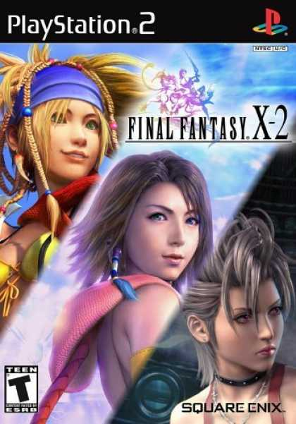 Bestselling Games (2006) - Final Fantasy X-2
