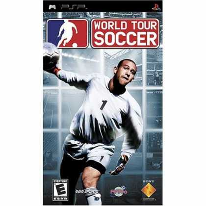 Bestselling Games (2006) - World Tour Soccer