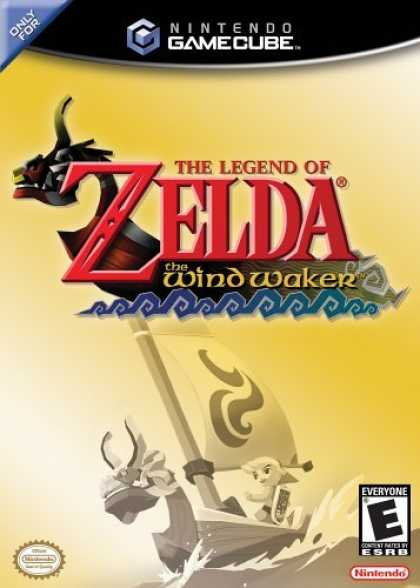 Bestselling Games (2006) - Legend of Zelda The Wind Waker