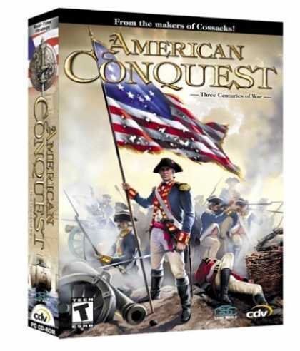 Bestselling Games (2006) - American Conquest