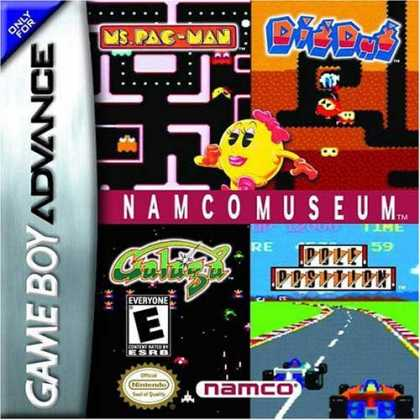 Bestselling Games (2006) - Namco Museum