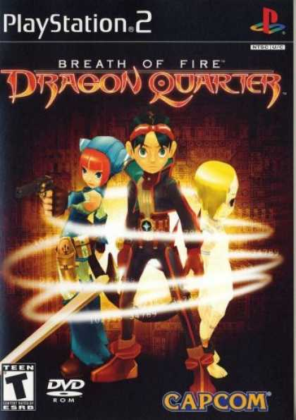 Bestselling Games (2006) - Breath of Fire: Dragon Quarter