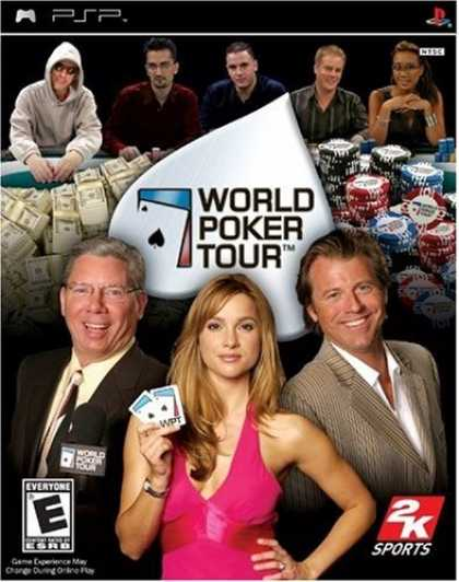 Bestselling Games (2006) - World Poker Tour