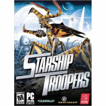 Bestselling Games (2006) - Starship Troopers