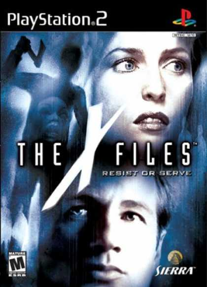 Bestselling Games (2006) - X-Files: Resist or Serve
