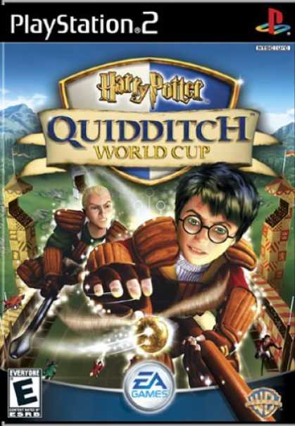 Bestselling Games (2006) - Harry Potter Quidditch World Cup