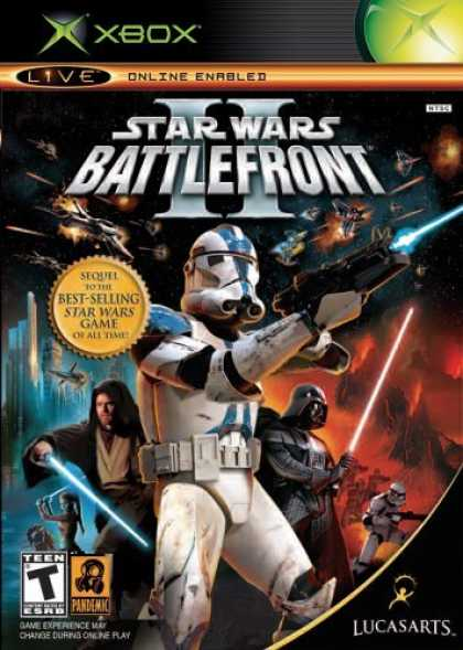 Bestselling Games (2006) - Star Wars Battlefront II