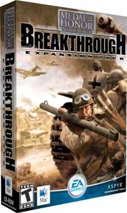 Bestselling Games (2006) - Medal of Honor: Allied Assault Breakthrough Expansion Pack
