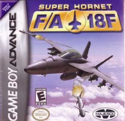 Bestselling Games (2006) - Super Hornet F/A 18F