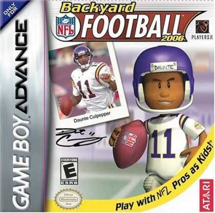Bestselling Games (2006) - Backyard Football