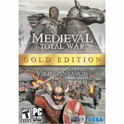 Bestselling Games (2006) - Medieval: Total War Gold Edition