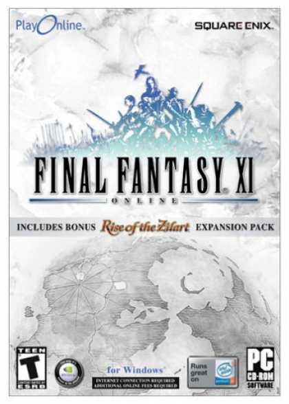 Bestselling Games (2006) - Final Fantasy XI Online